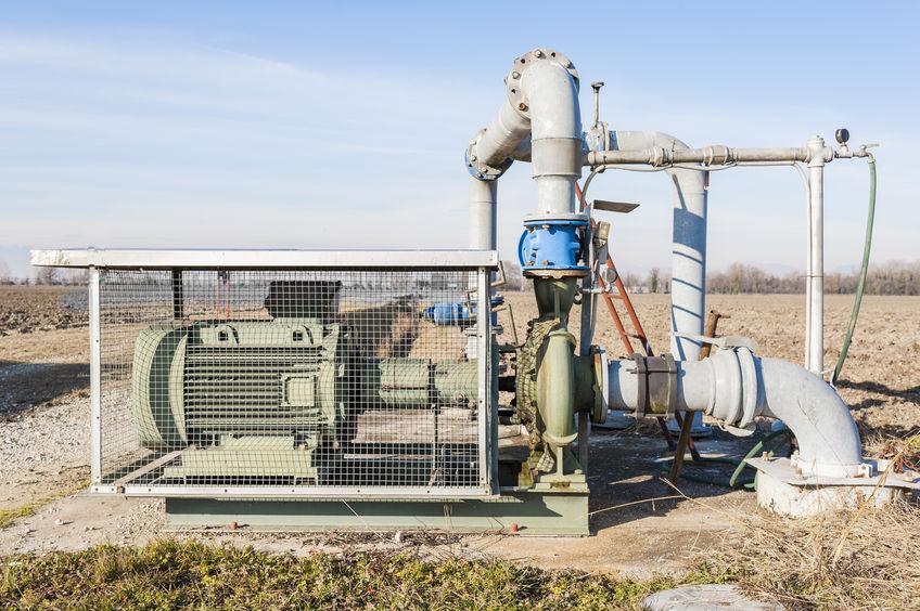 sistema de irrigación