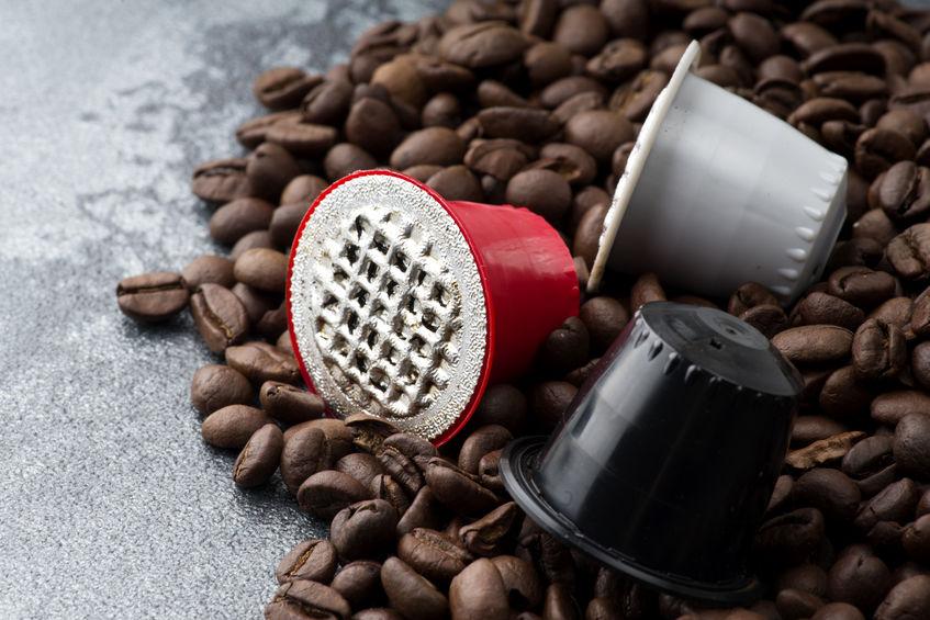 capsulas de café y grano