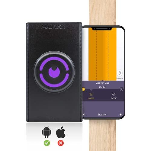 Generador de imágenes de pared Walabot de bricolaje para ver clavos, tuberías y cables (para smartphones con Android; no es compatible con iPhone)