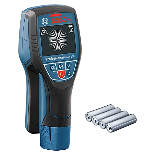 Escáner Multimaterial de Pared D-TECT 120, Bosch