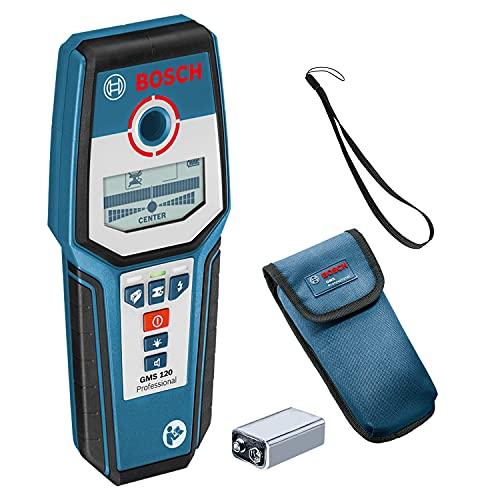 Detector GMS 120, Professional, Bosch